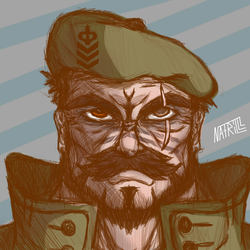 Army General by Natrill