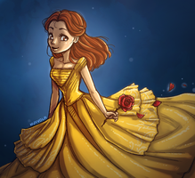 Belle by Nuvvola
