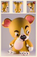 Evil Puppy by rgyoung