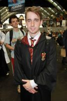Me cosplaying as Neville by Warborgify