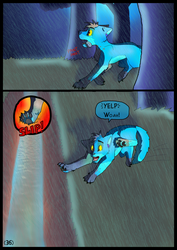 World of Wolves Page 36 by Sooty123