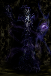 Illithid by Sathar-Qndy
