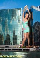 Katy Perry Giantess by Rocketmangts