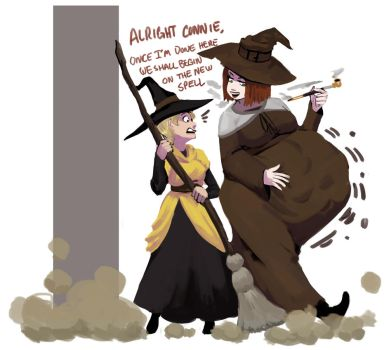 Comm -  Witching hour by sonier103