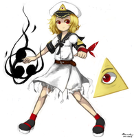 Misunderstood Illuminati by flandre495