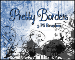 PS Pretty Borders by Illyera