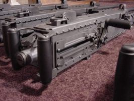 M2HB .50 cal BMG by Matsucorp