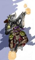 Bebop and Rocksteady by jeremiah222