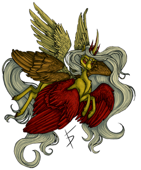 Seraphim Sublime by FullmoonDagger