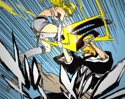 Bleach Chapter 583 Color by ZeroRq