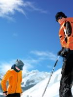 Skiers by Anonymer-User