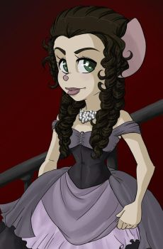 Opera Style Pips by TerriTheSketcher