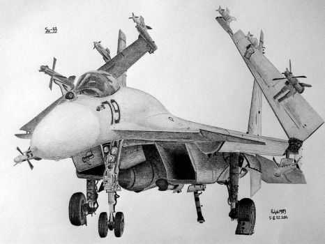Naval Flanker by Ralph1989