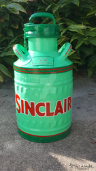 Sinclair 5 Gallons Oil Can by Kurisiti