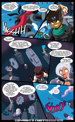 The Pirate Madeline Page84: Seatbelts by Randommode