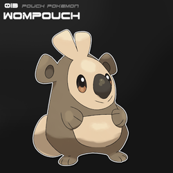013: Wompouch by SteveO126