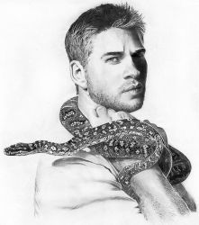 Liam Hemsworth by riefra