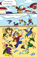 HG Nuzlocke : 21 by SaintsSister47