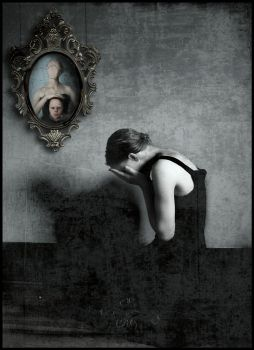 Mirror of the soul by ispheria