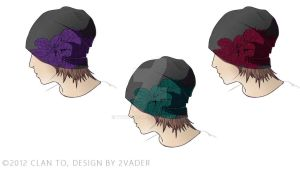 Beanie Designs 2 by twovader