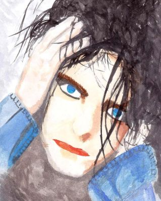 Robert Smith by TheHenchy