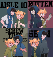 fav fanfics yay by Le-douche11