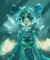 My Trove Character (+UPDATE) by DatFunnyFoxCat