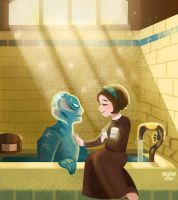 Shape Of Water by minkyme068