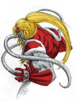OMEGA RED by katheebah