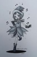 .day18: music witch by mimiclothing