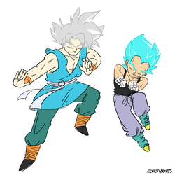 fight grandpas by DaemonCorps