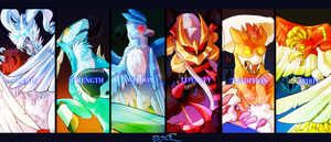 Legendary Lineup by WindFlite