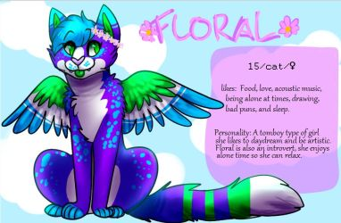 floral (MAIN SONA) by FloralWings