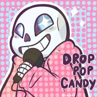DROP POP SANS by Zigswag