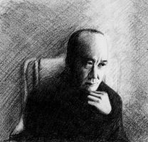 Joe Hisaishi by ZhaoT
