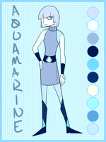 Gemsona - Aquamarine by auto-manic
