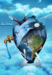 The Heart of eARTh by belez