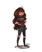 Pixel Commission: Mojomito by stephinni