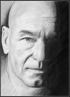 Mr Patrick Stewart by BikerScout
