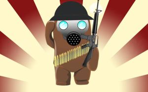 Domo soldier by grenadeh