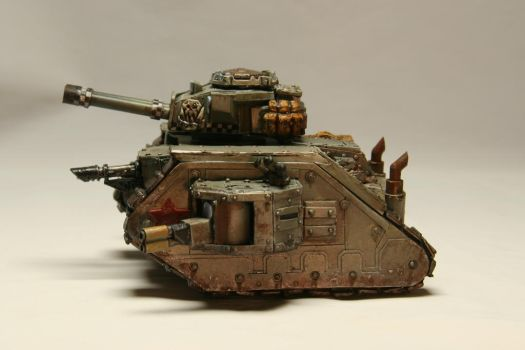 Leman Russ Exterminator with Multimeltas by Kamui-CT