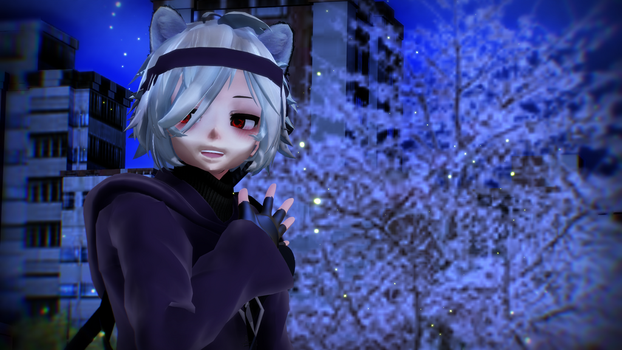 [MMD Newcomer] Chris Arcadia by GameME6