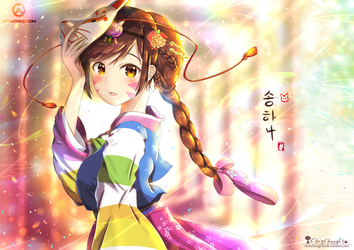 DVa Hanbok by chinchongcha