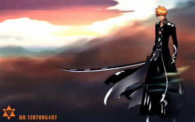 bleach new by ZhangDing