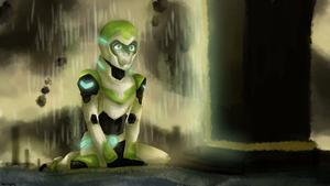 Voltron Screencap Repaint by AnimeInMyPocket