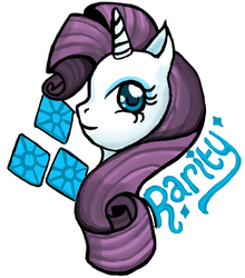 Rarity by dibbly-fresh