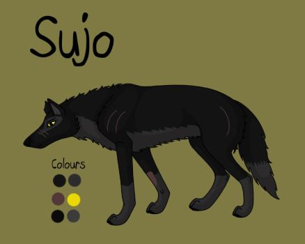 Sujo Reference by AdrianneM