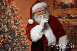 -- Santa Clause is Coming to Town -- by AshleyxBrooke