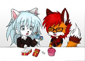 Sweety Gifts ! by PriamWolf