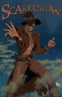 Scarecrow by MikeMahle